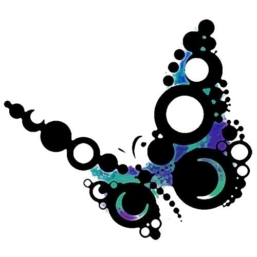 butterfly - vectorart, vectordesign - kat77-2308 | ello