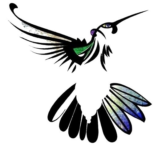 colibri - vectorart, vectordesign - kat77-2308 | ello