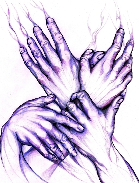 Hands - hands - jeremieduval | ello