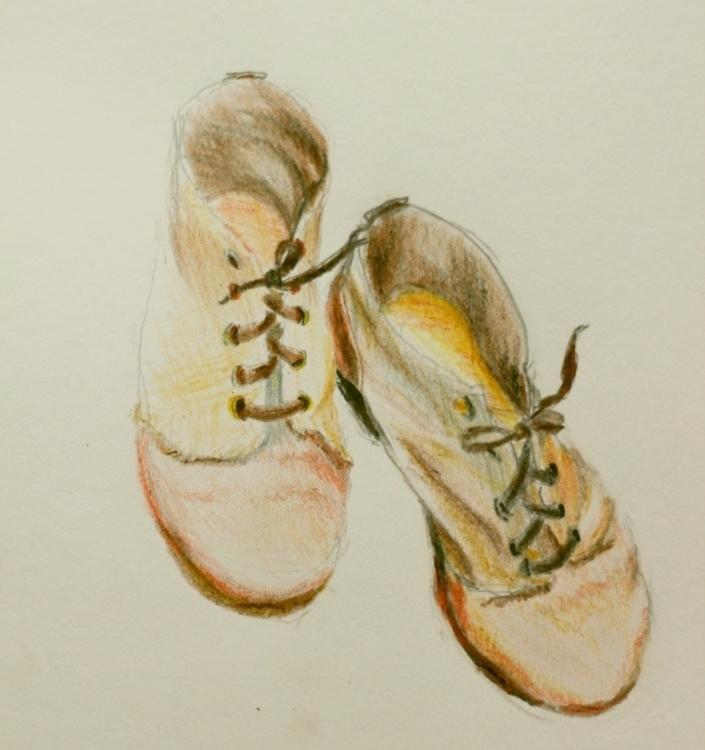 colour pencils - illustration, drawing - emilygrobler | ello