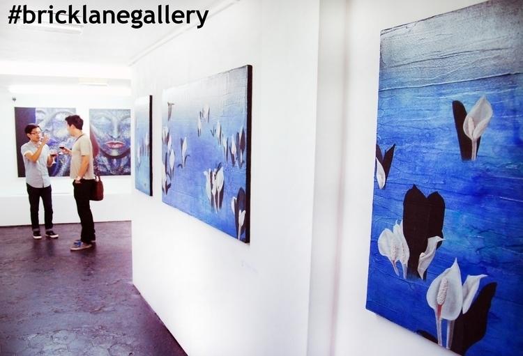 Exhibition LONDON 2015 - gallery - atsumikameoka   ello