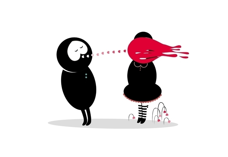 ilustracion, illustration, ilustraciondigital - agentemorillas | ello