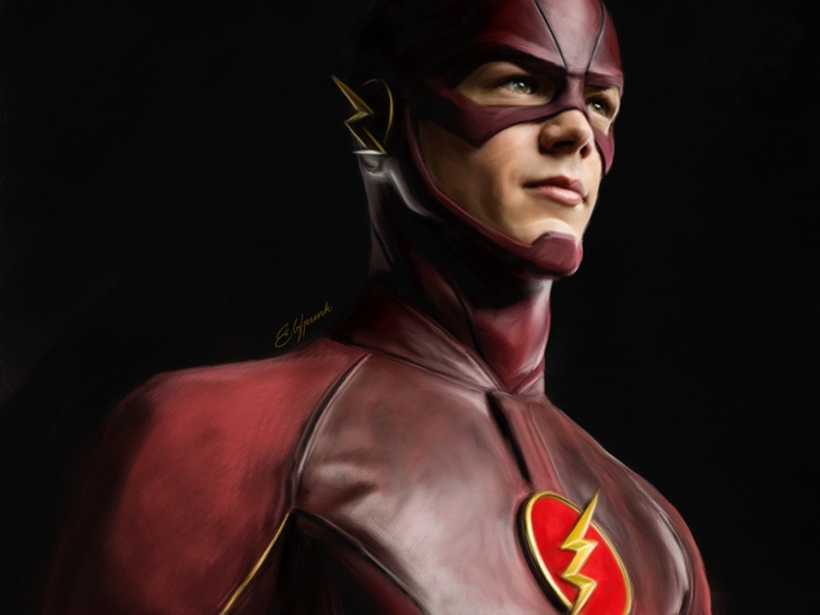 Flash - theflash, flash, barryallen - elfpunk999 | ello
