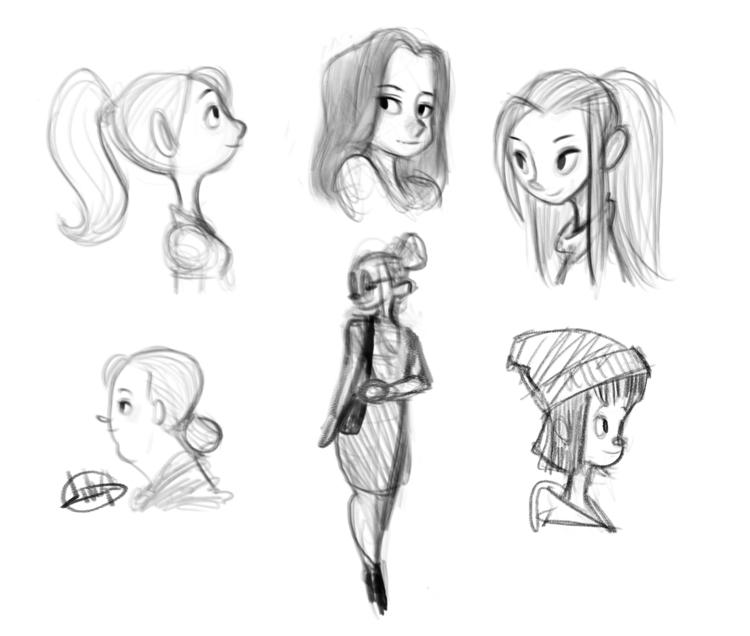 Night sketches 6-27-15 - luigil-2352 | ello