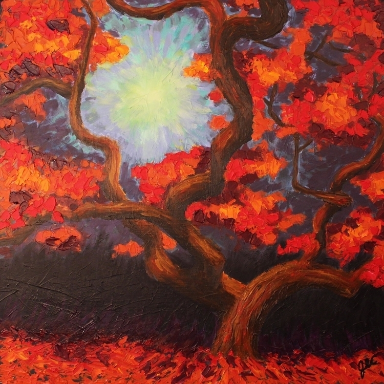 Tree - jessecolton, colton, art - jl_colton | ello