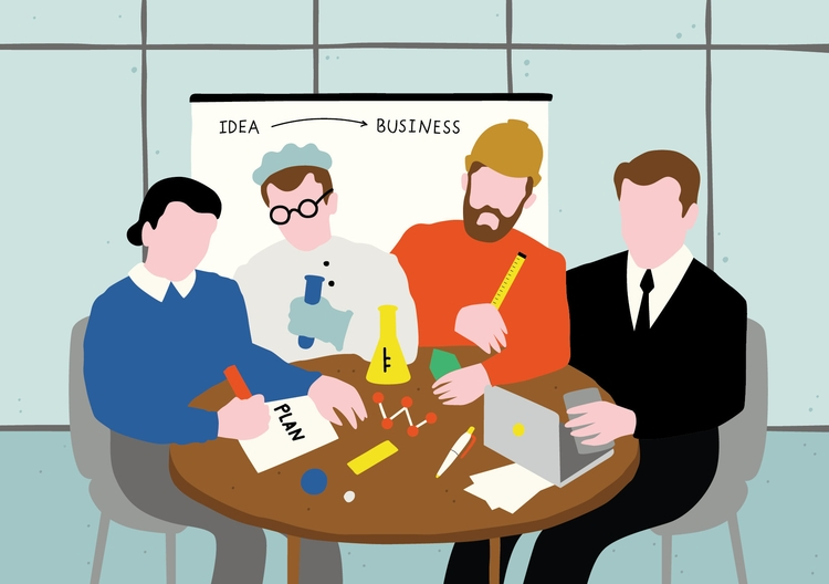 idea opportunity - business, workinprogress - sonyakorshenboym | ello
