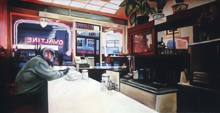 Twilight Ovaltine Cafe - victorbonderoff | ello