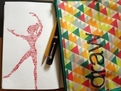 sketchbook, doodle, doodles, pen - catsnodgrass | ello