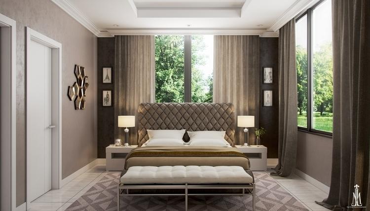 Guest room design - arqmarenco   ello