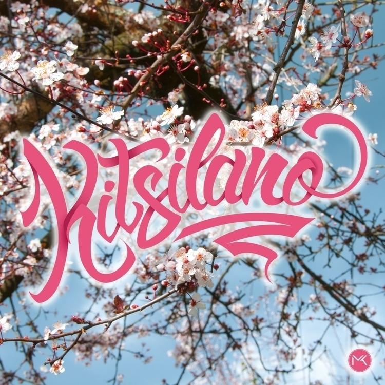 Kitsilano - customlettering, Vancouver - marketa_konta | ello