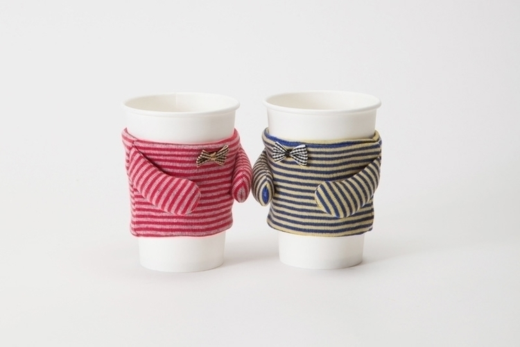 CoffeeMate cup sleeve: friend s - replay404 | ello