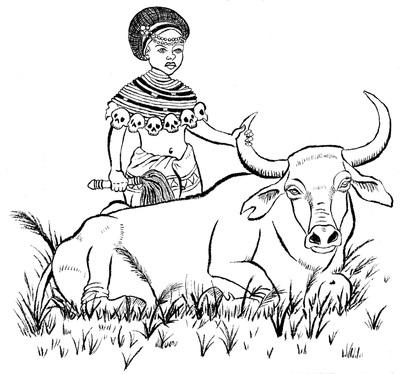 goddess, oya, waterbuffalo, penink - kaytiespellz | ello