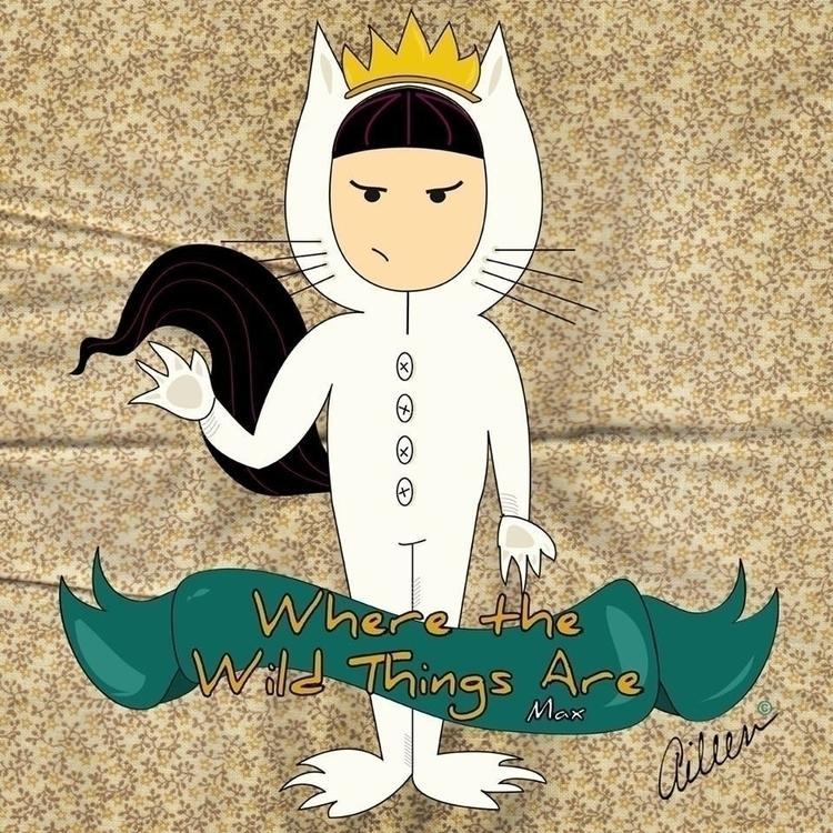 Wild Book (Max) - Maurice Senda - aileencopyright | ello