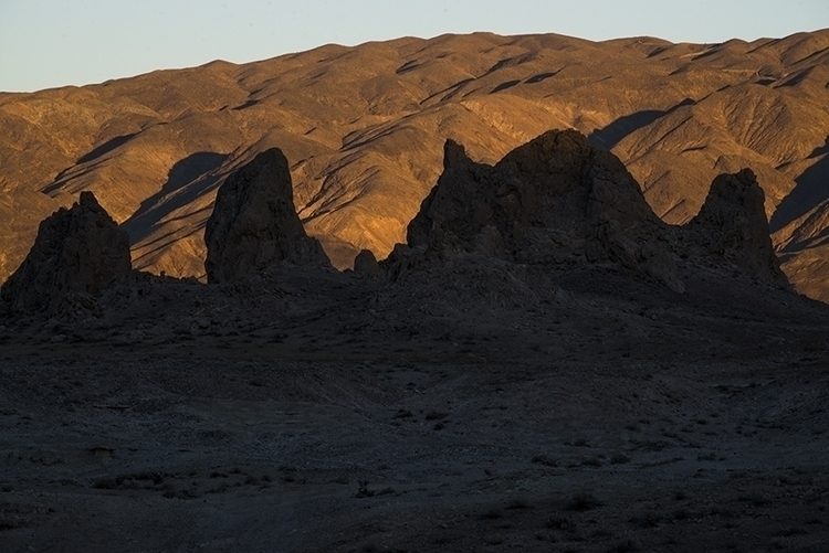 range silhouette - mountains, landscape - frankfosterphotography | ello