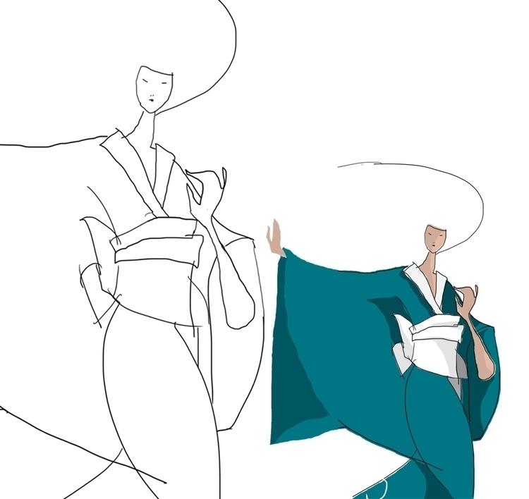 geisha (studio+color - fabriziociuffatelli | ello