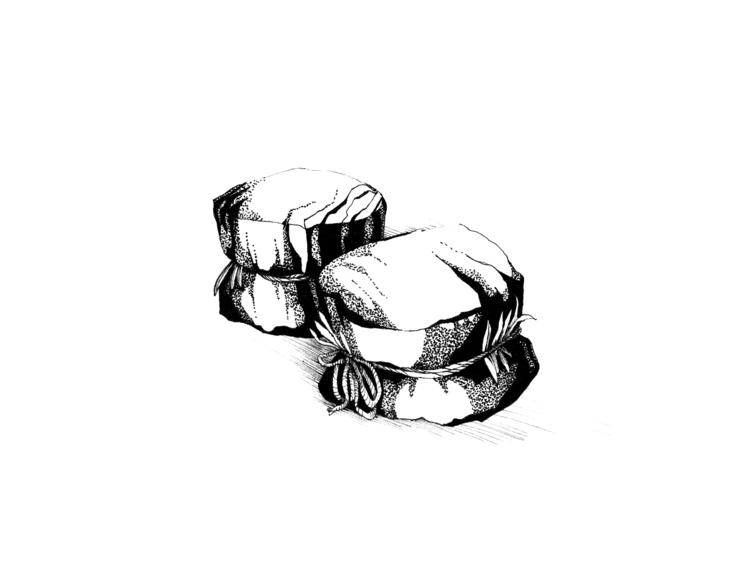 Game - food, foodillustration, illustration - hanna-1284 | ello