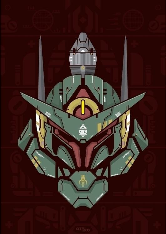 BF-001 - illustration, vector, characterdesign - ozyero | ello