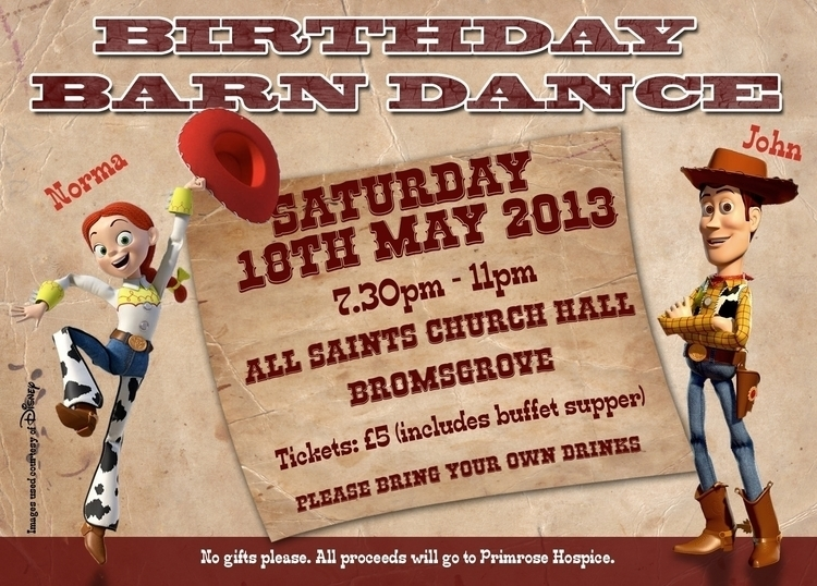 Birthday Party Invite - christoff3000-1340 | ello