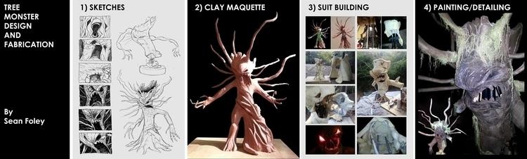 Monster suit design fabrication - sean-7553 | ello