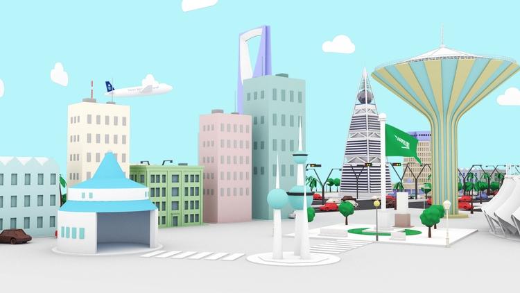 3d, environment, design, conceptart - 3donomer   ello