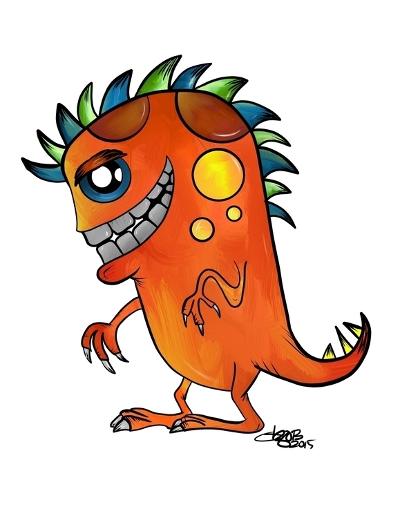 Meet HeHe Se Yu; monster mischi - dzobel | ello