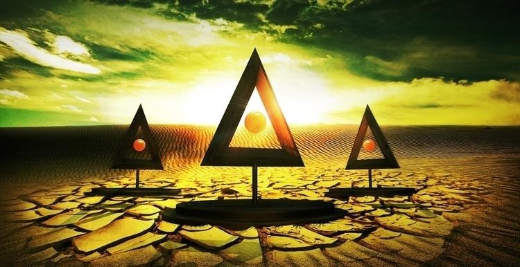 Illumination Theory - illustration - alvinalif | ello
