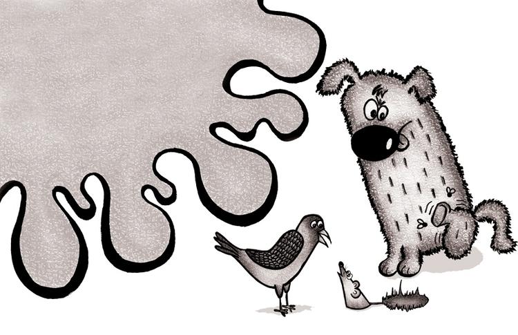 Illustration sweet Bengali book - deeptisunder | ello