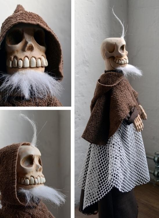 characterdesign, wood, sculpting - ilaria-5773 | ello