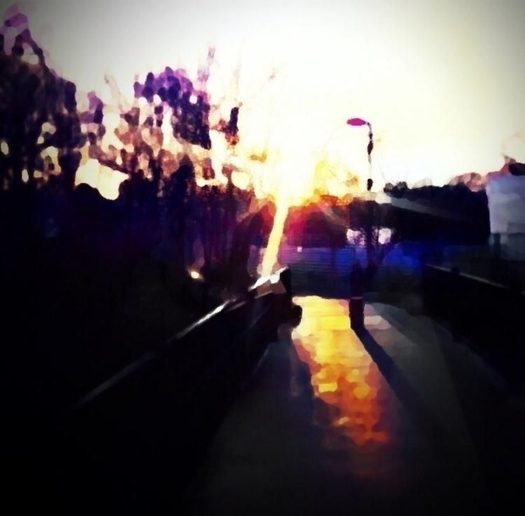 Artistically edited capture vib - kyletilleyphotos | ello