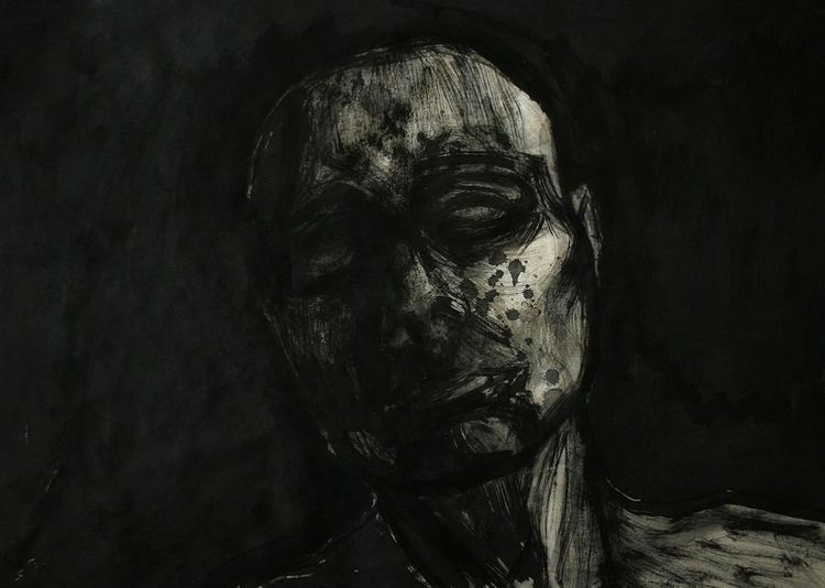 ,,Selfdestruction ink paper; 29 - ivanmitic | ello