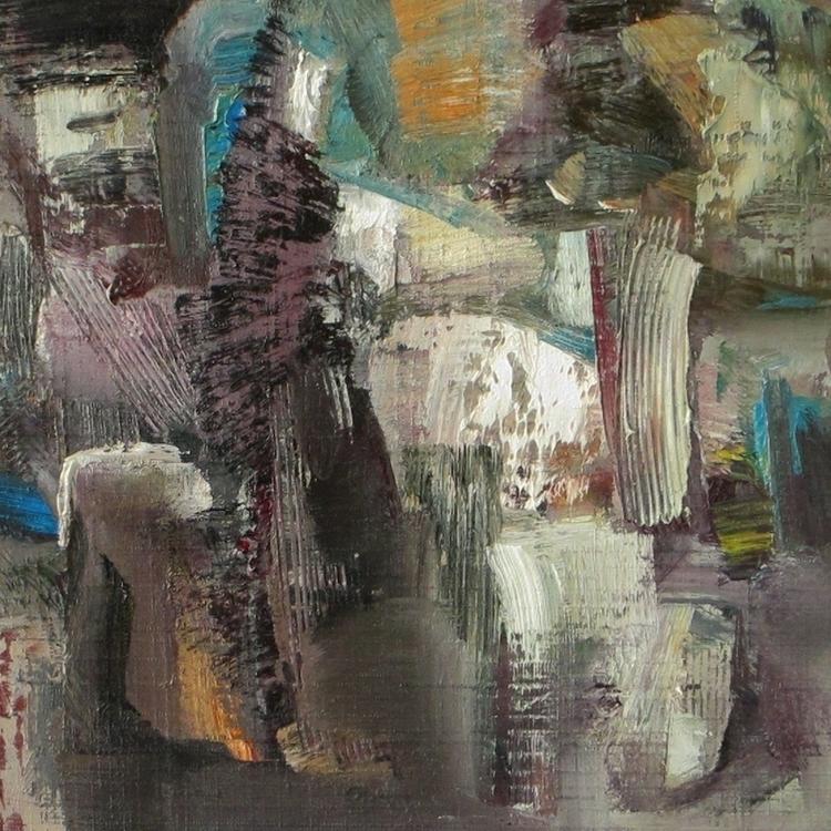 August sketch - painting - vladimirmishyra | ello
