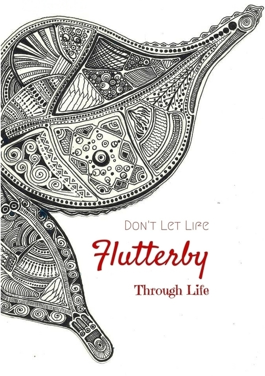 life flutterby, flutterby life - allyparsons | ello