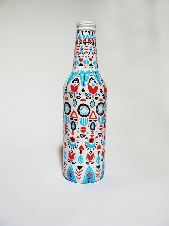 Vase/Lamp Base/Decorantion Bott - gingerrred | ello