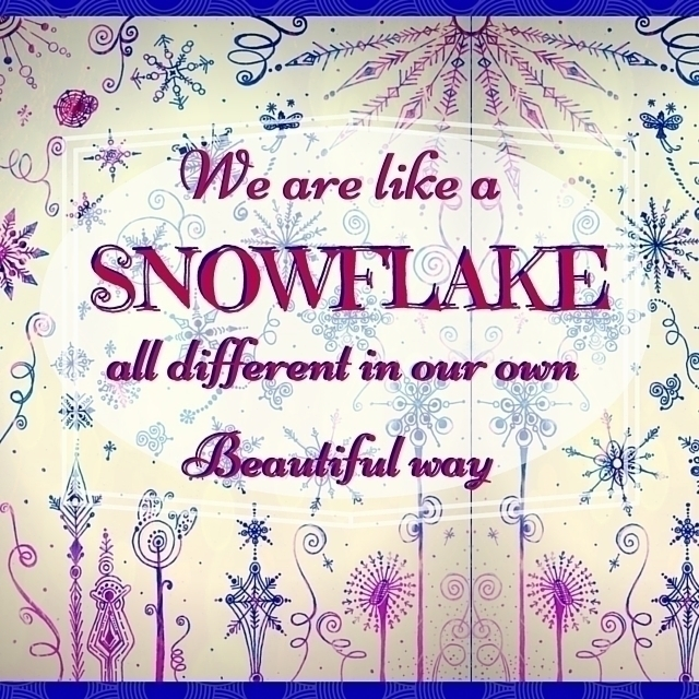 Snowflakes, Beautiful - snowflakes - allyparsons | ello