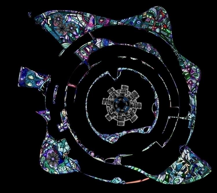 zorbit demo planet - zorbitsorbits - jeremieduval | ello