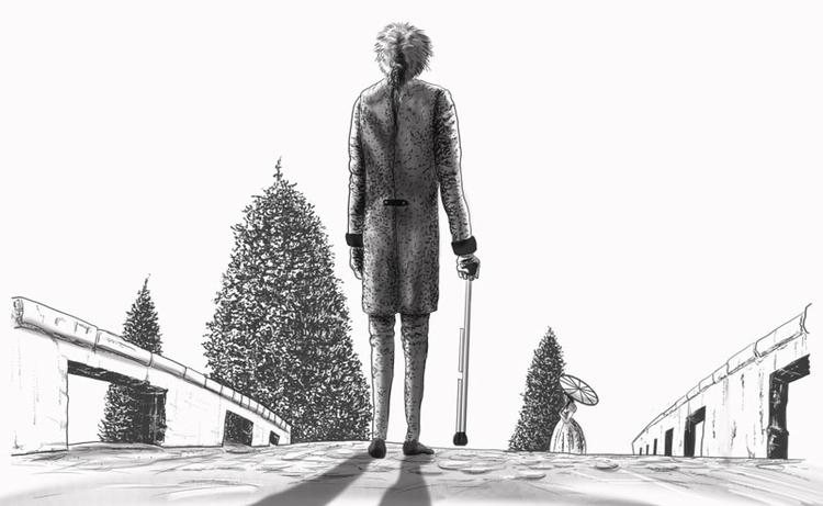 cidade das estátuas City statue - augustopinho | ello
