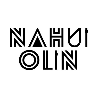 Nahui Olin - design, typography - xochikalli | ello