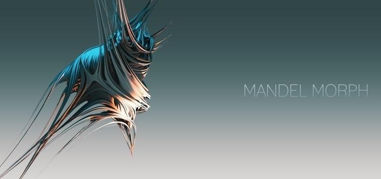mandelbulb3d, mandelbulb, fractalart - iaingoodyear | ello