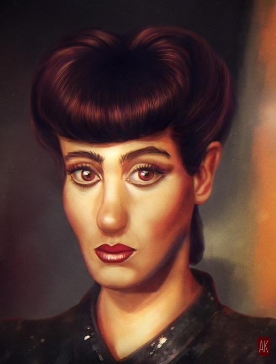practice portrait skills - deci - gagatka | ello