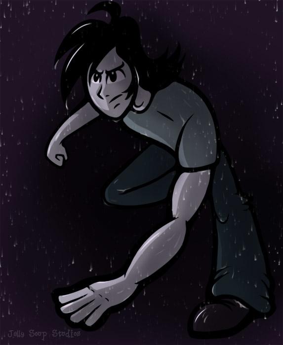 Lance Sym-Bionic Titan bad days - jellysoupstudios | ello