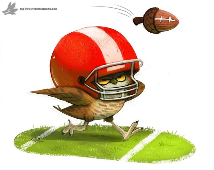 Day 803# Superb Owl Sunday - piperthibodeau   ello