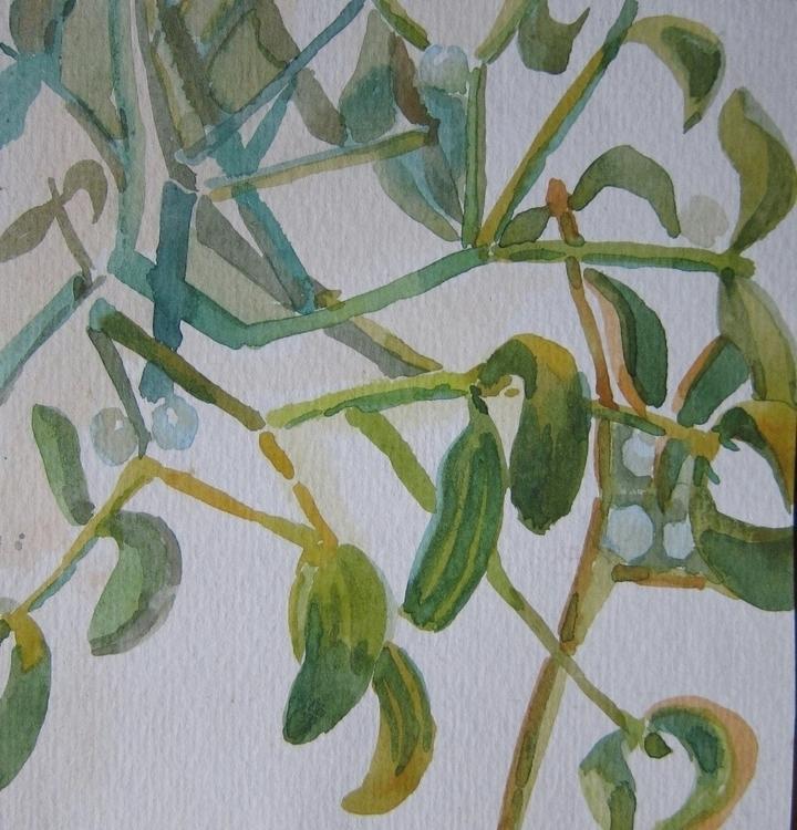 watercolour, illustration, drawing - vitacalm | ello