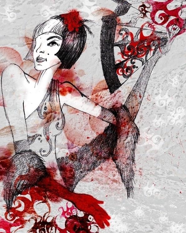 illustration, digitalart, digitalillustration - hanna-1284 | ello