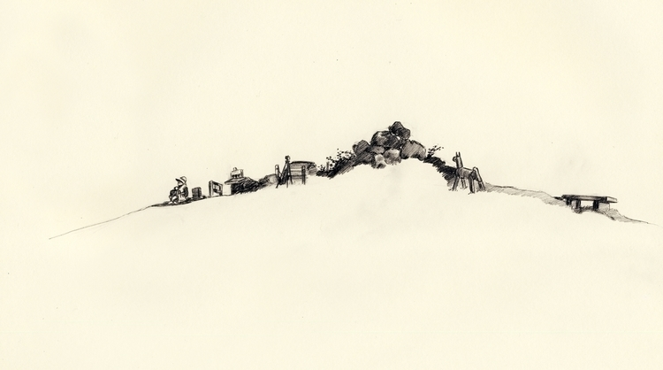 cairn, observationaldrawing, drawing - ewan-9578 | ello