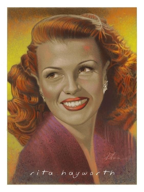 Rita Hayworth - dwrobins2000 | ello