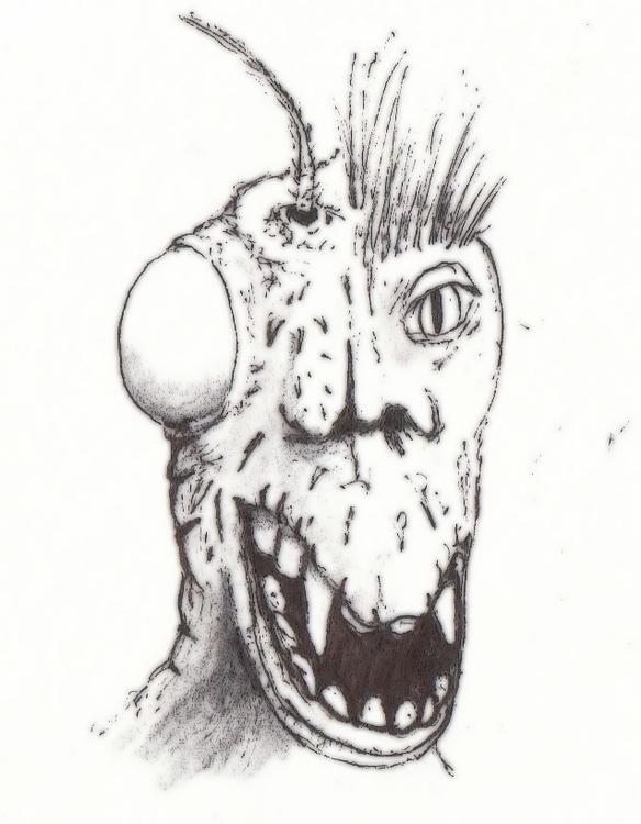 Fuglyman - #critter - cheechwiz | ello