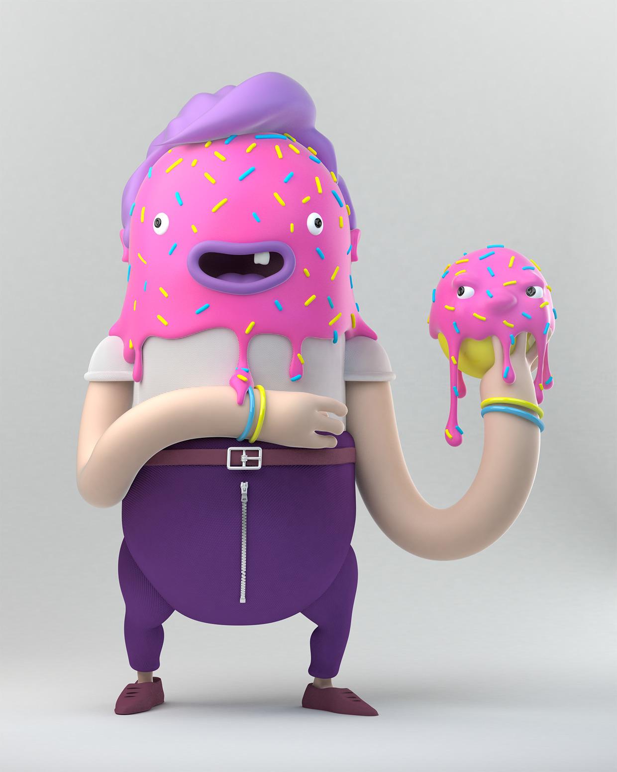 Hoola Bob - characterdesign, character - bard-2560   ello
