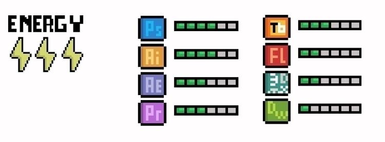 Header FB - pixelart, design - hotshots2000 | ello