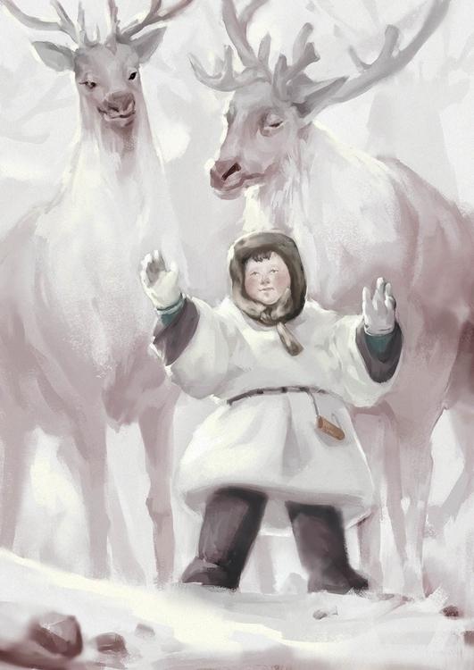 Born wild - children'sillustration - doantrang-7240 | ello