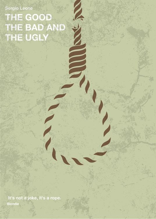thegood,thebadandtheugly, minimal - the_grey_one | ello
